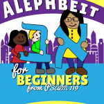 Alephbeit for Beginners from Psalm 119 by Lydia Hirn | Foundations Press