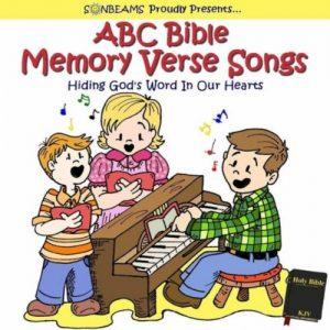 Bible Memory Verse Songs | Sonbeams at Foundations Press