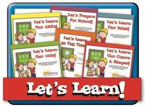 Let's Learn Super Bundle Preschool Curriculum | Sonbeams at Foundations Press