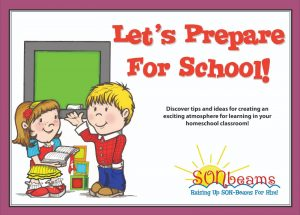 Let's Prepare for School | Preschool Curriculum | Sonbeams at Foundations Press
