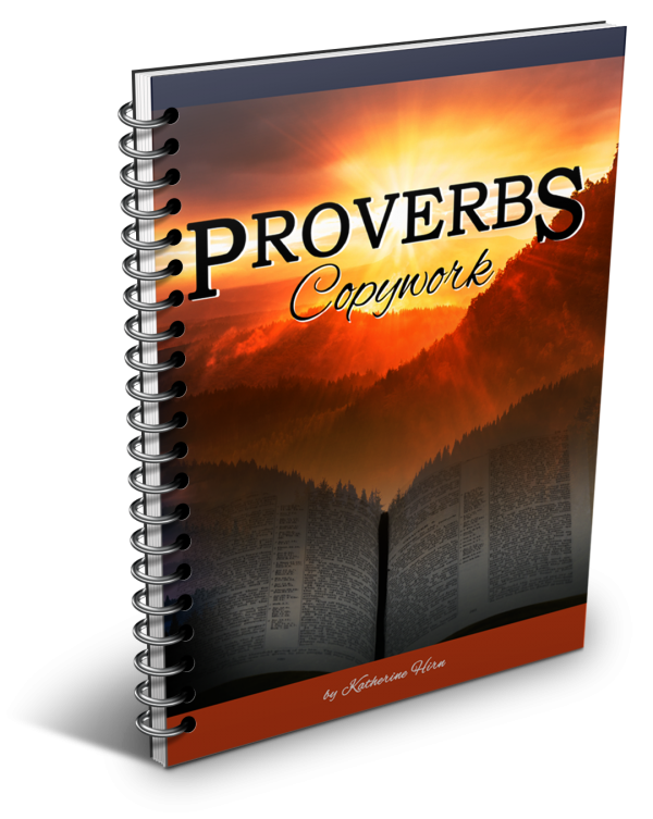Proverbs Copywork | Foundations Press