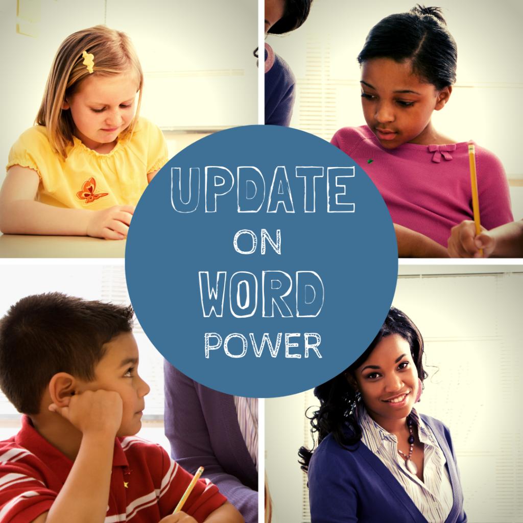 update on word power
