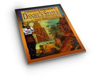 Daniel's Statue: Babylon, Persia, Greece, and Rome (Year 2)