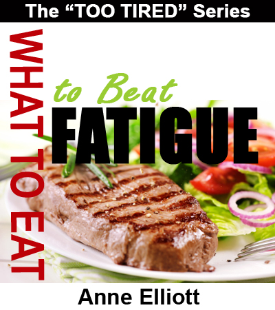 Book - What to Eat to Beat Fatigue
